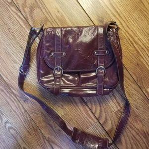 Handbags - Crossbody (fake leather) bag